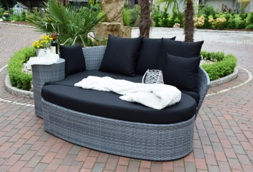 weser trade24 polyrattan sonneninsel. Black Bedroom Furniture Sets. Home Design Ideas